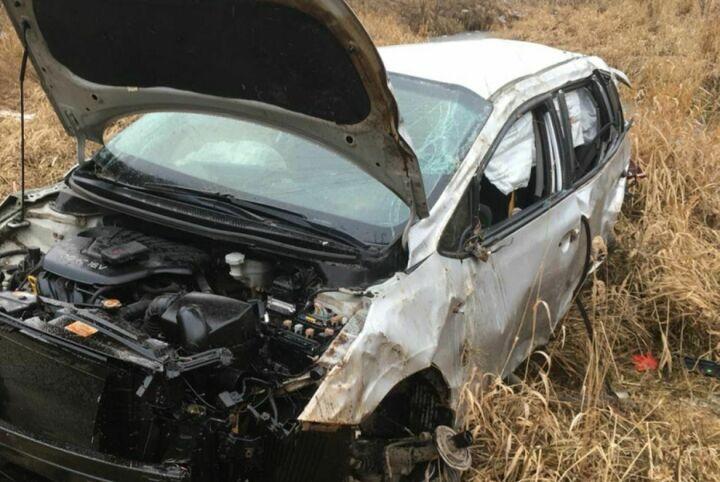 В Татарстане в вылетевшей в кювет легковушке погибли две девушки