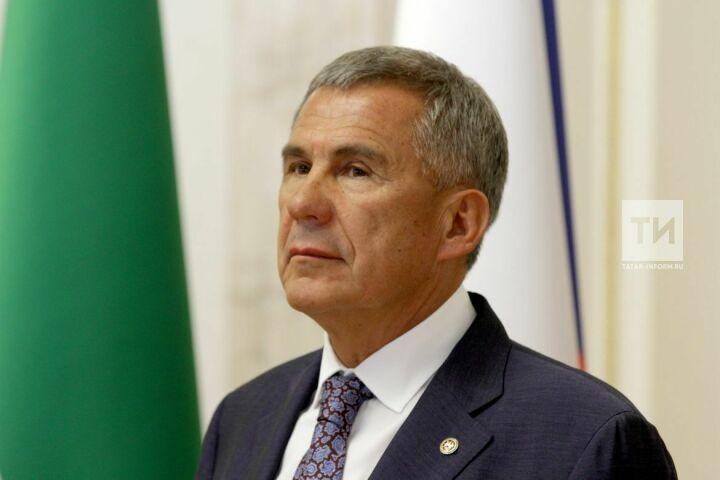 Президент РТ: Мощная экономика и устойчивая соцсфера Татарстана – в том числе заслуга Госсовета