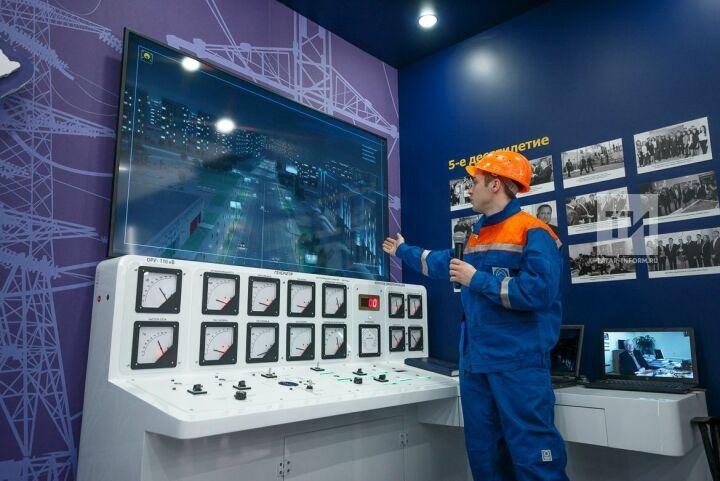 В КГЭУ открылся обновленный интерактивный музей в честь 50-летия вуза