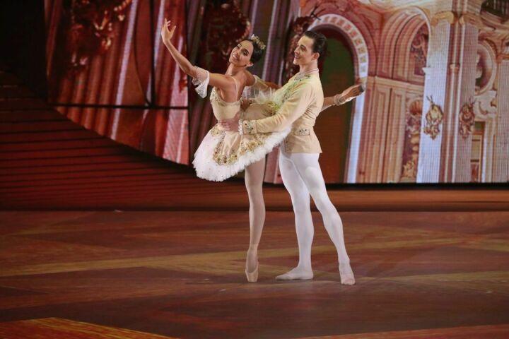 Лучшей парой в телепроекте «Большой балет» стали танцовщики ТАГТОиБ имени М. Джалиля