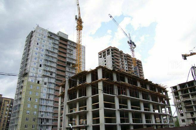 В Казани возобновится строительство двух домов в ЖК «Молодежный»