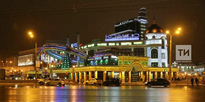 Вцентре Казани готовят креконструкции ТЦ«Кольцо»