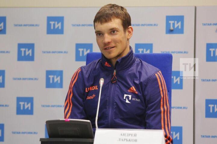 Татарстанец Ларьков завоевал «серебро» Олимпийских игр