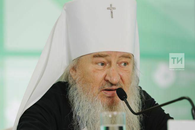 Митрополит Феофан предлагает создать турмаршрут о межрелигиозном мире в Татарстане