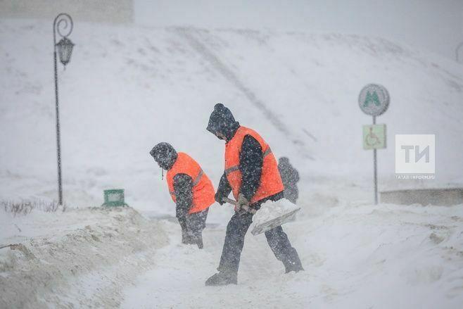 Синоптики Татарстана предупреждают о сильном ухудшении погодных условий из-за циклона