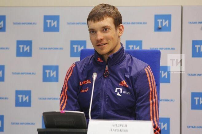 Татарстанский лыжник Ларьков завоевал «бронзу» Олимпиады в Пхенчхане