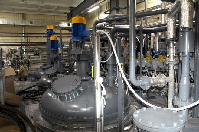 «Челныводоканал» запустил химическое производство смазочных жидкостей для «КАМАЗа»