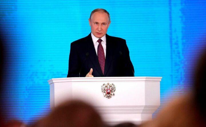 Путин назвал Казань вчисле мощных научных центров страны