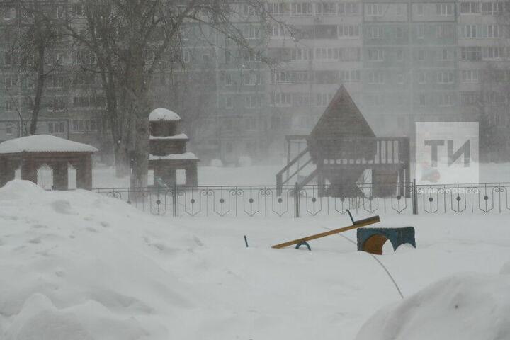 Синоптики Татарстана предупреждают о метелях