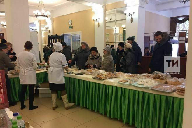 Сельхозярмарки навыборах вТатарстане стали точкой притяжения горожан