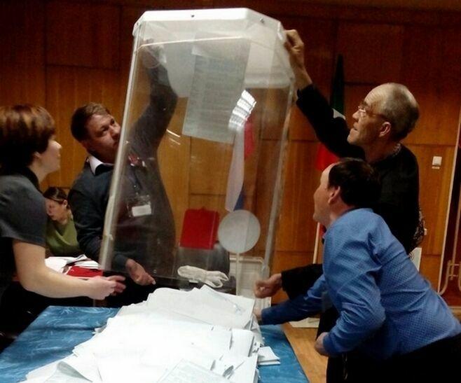 В Тукаевском районе Татарстана явка составила 93 процента