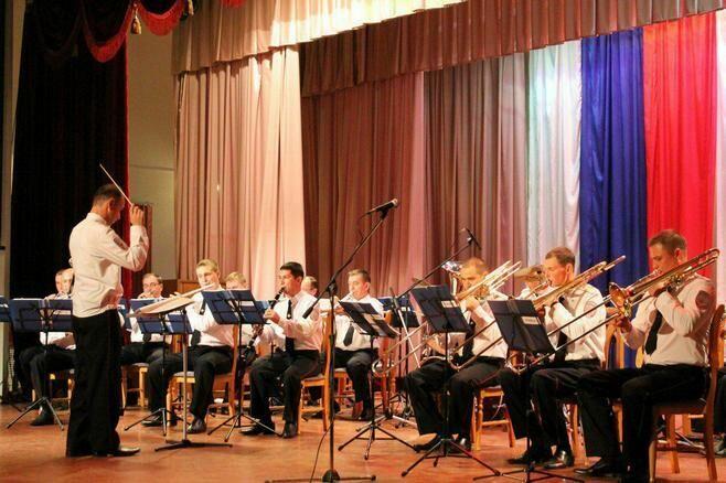 Военный оркестр Росгвардии проведет серию бесплатных концертов в Казани