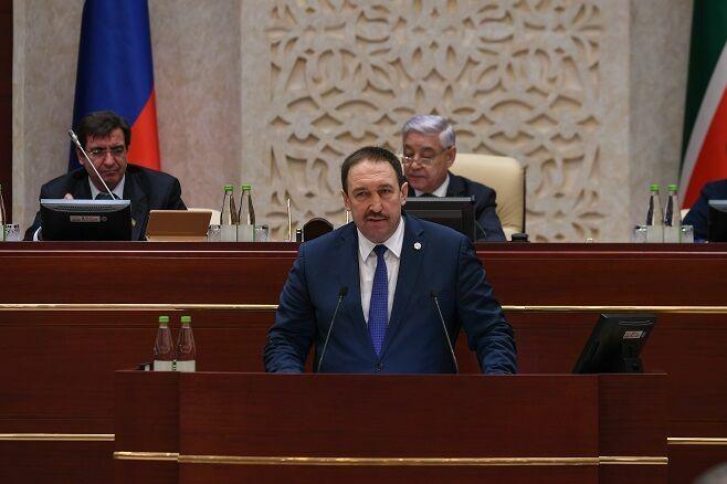 Песошин назвал основные проблемы, которые влияют на развитие Татарстана