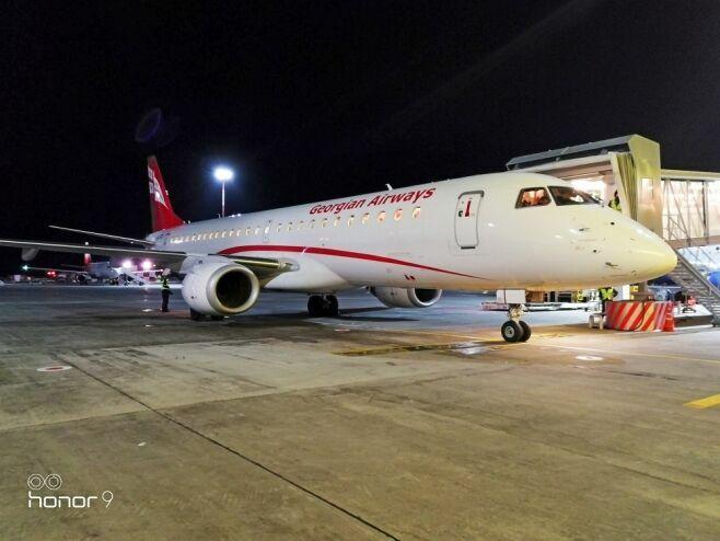 Из Казани стартовали новые регулярные рейсы в Тбилиси