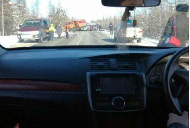 Четыре человека стали жертвами страшной аварии в Якутии