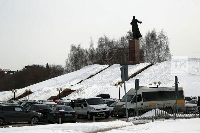 Исполком Казани официально ответил на петицию о сохранении Вахитовского холма
