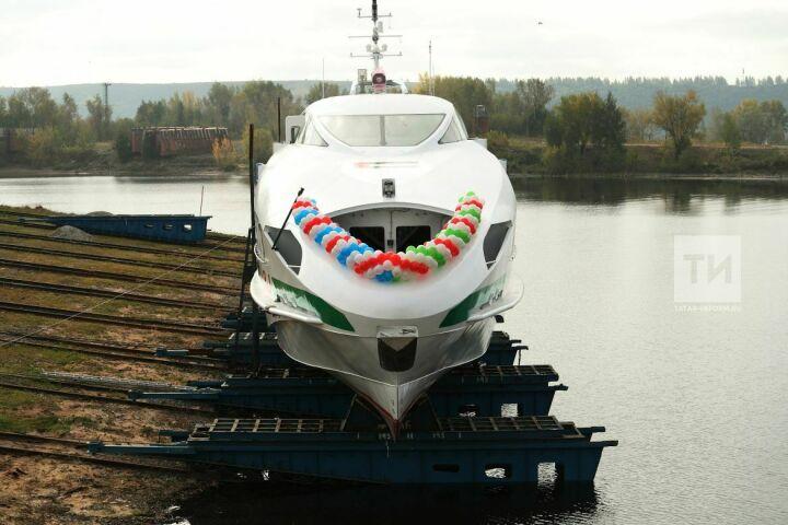 Линейка бюджетных кораблей Судостроительной корпорации «Ак Барс» получила название «Чайка»