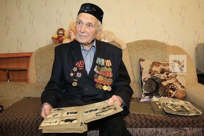 Ветеранов Великой Отечественной войны в Татарстане наградят медалью «За доблестный труд»