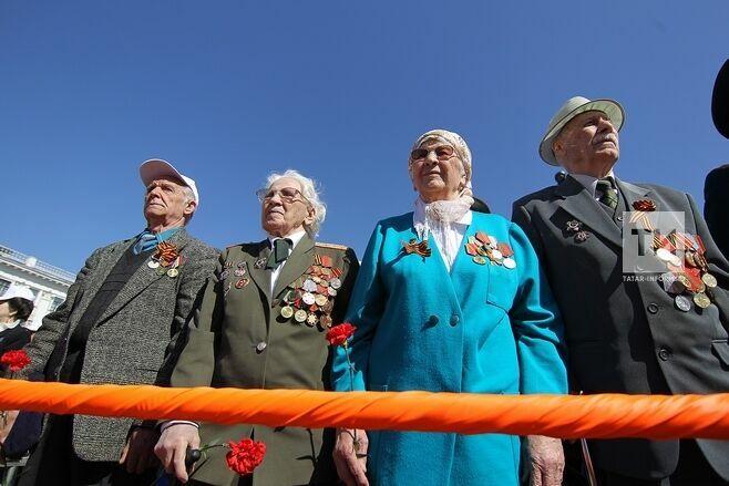 В Татарстане проживают 46 тысяч 537 ветеранов Великой Отечественной войны