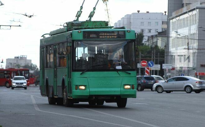 В Казани изменят схему движения общественного транспорта в день матча «Рубин» – «Уфа»