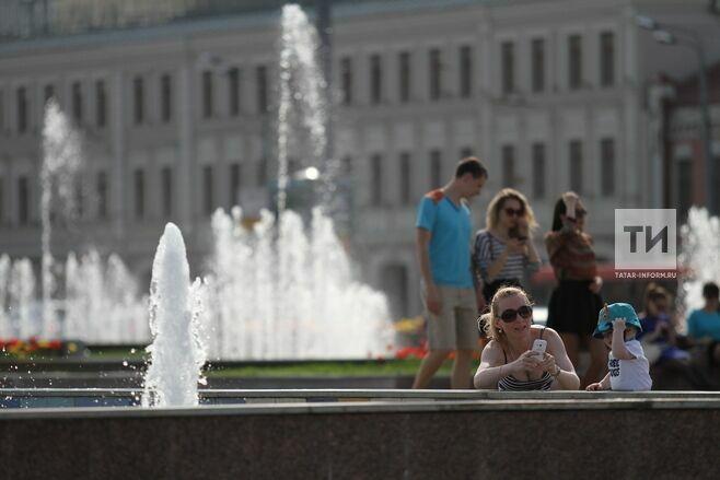 Роспотребнадзор предупредил жителей России об аномально жаркой погоде