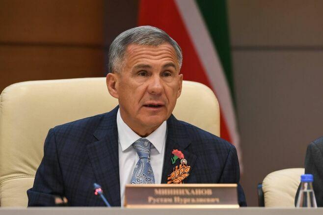 Рустам Минниханов сделал замечание главе Лаишевского района РТ