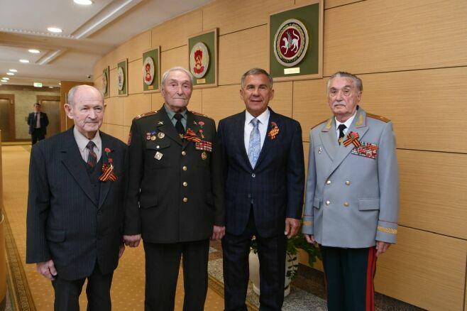 В Татарстане медалью «За доблестный труд» будут награждены все участники Великой Отечественной