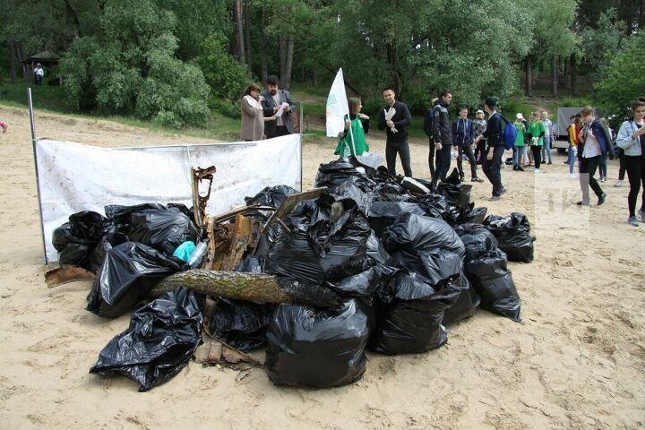 Всанитарно-экологическом двухмесячнике приняли участие более 1млн татарстанцев