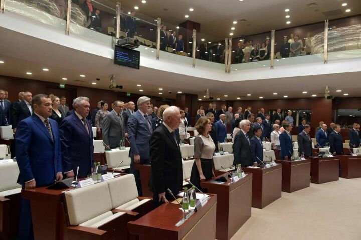 Депутаты Госсовета РТ поддержали разделение Министерства по делам молодежи и спорту