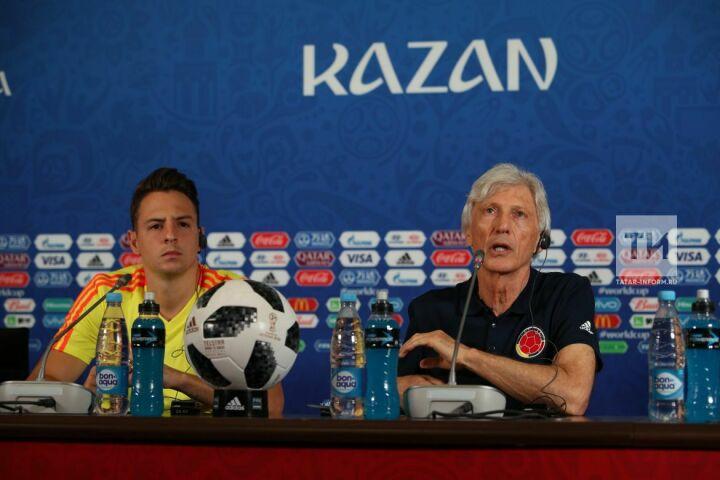 Пекерман прокомментировал участие Родригеса в матче против сборной Польши в Казани