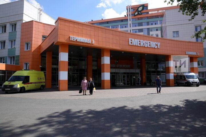В экстренном режиме во время ЧМ-2018 горбольница № 7 сможет принять до 500 пострадавших
