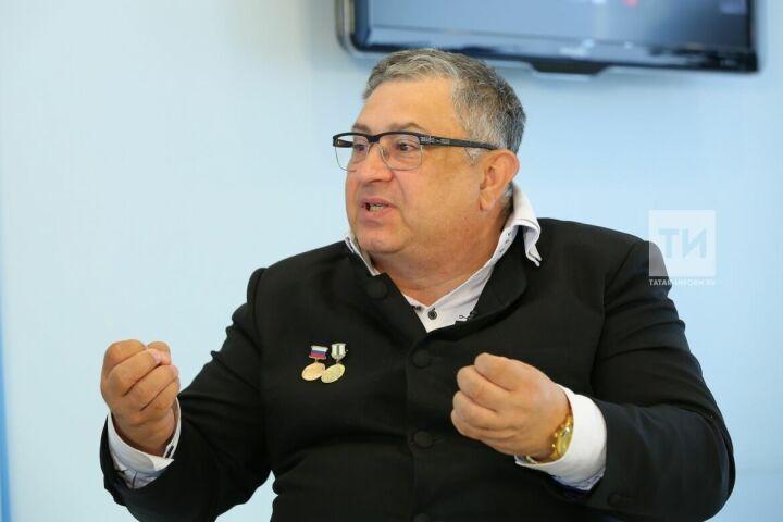 Дмитрий Туманов: «Мой самый большой страх — это стагнация»