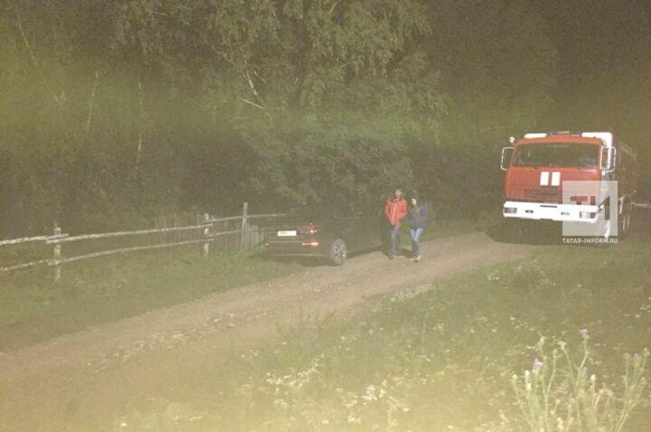В жилом доме в Аксубаевском районе РТ сгорели два человека
