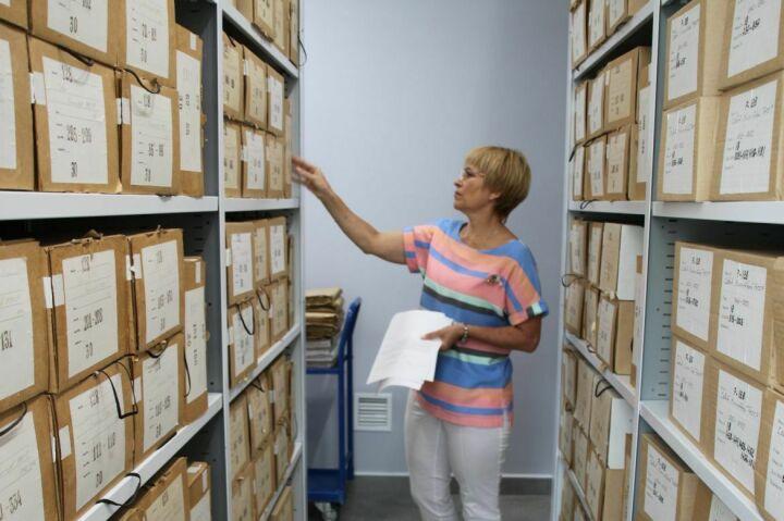 Потерянные документы Минлесхоза ТАССР переданы в Госархив РТ