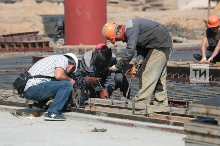 Минстрой РФ: Ниодин крупный проект необходится без строителей изТатарстана