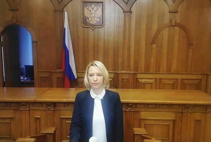 В Московском районном суде Казани назначена новая судья