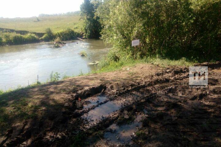В Нурлатском районе РТ велосипедист обнаружил в реке утонувшего мужчину