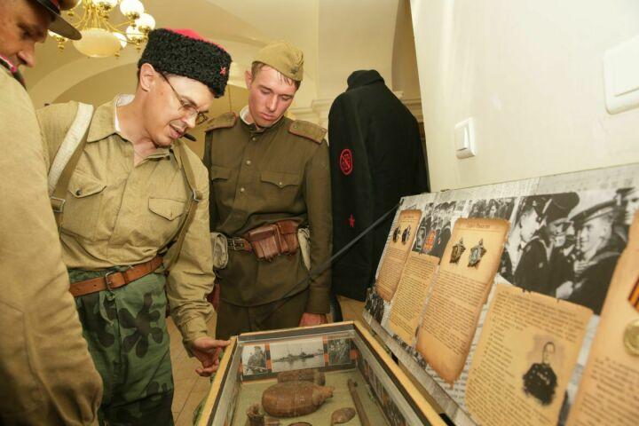 В Нацмузее РТ откроется интерактивная выставка «Прикосновение к войне»