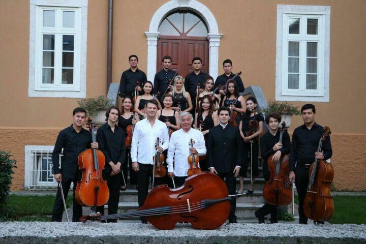 Тюркскую музыку представил на Балканах Молодежный камерный оркестр ТЮРКСОЙ