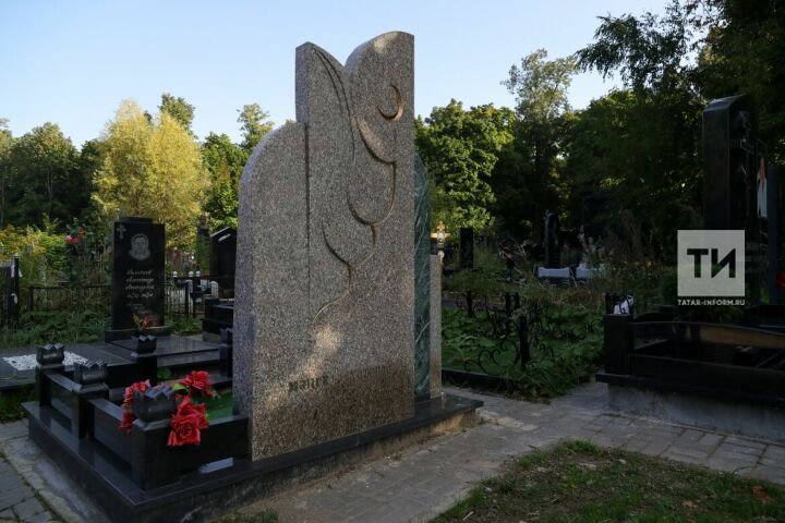 В мемориальном сквере на улице Ершова в центре Казани захоронят 600 человек