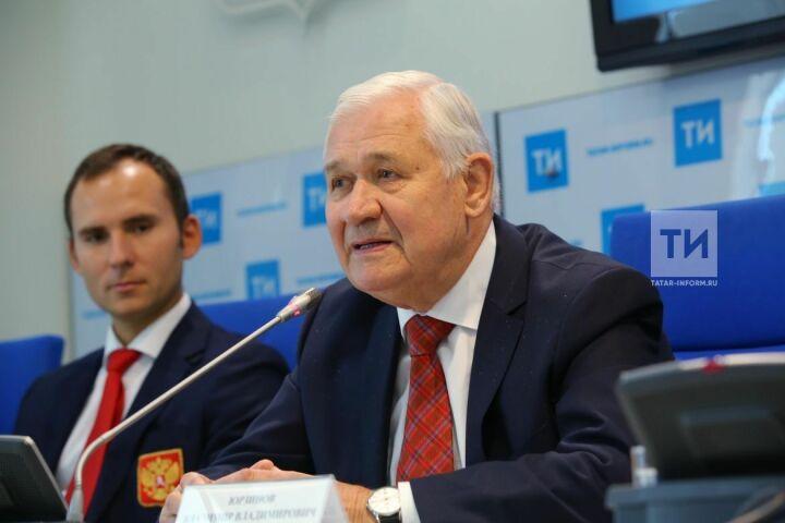 Владимир Юрзинов: Приезжаешь в Казань – и за страну не обидно