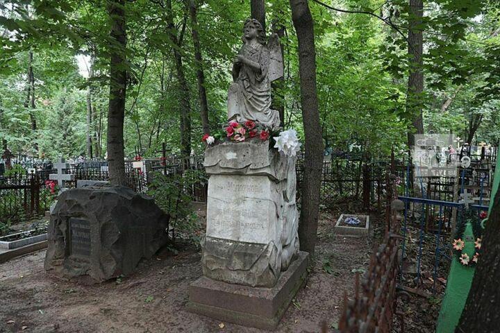 Казань проведет перепись могил Арского кладбища игеокартирование некрополя поселка Мирный