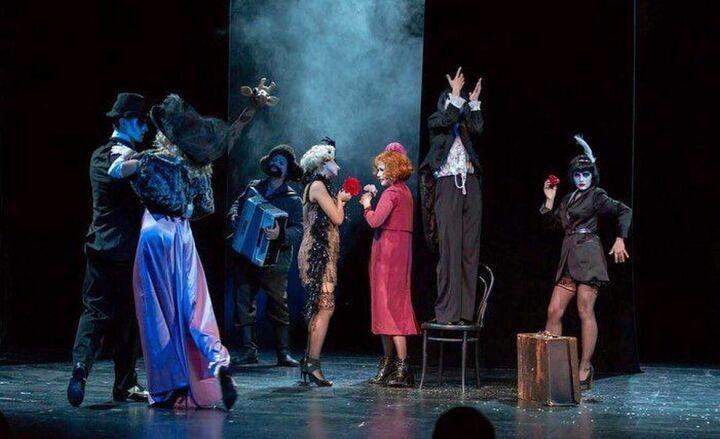 Лауреаты «Созвездия» из Тетюшей и Пестрецов блеснули в премьерном спектакле на сцене ГИТИСа