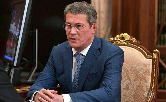 Радий Хабиров выразил соболезнования родным и близким Ильгама Шакирова