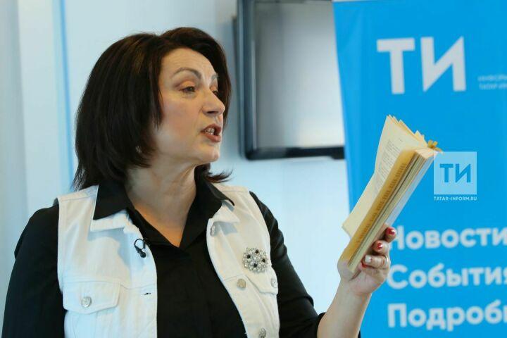 Зайнаб Фархутдинова: Ильгам Шакиров сделал татарскую песню образцом высокого искусства