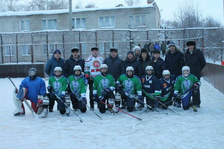 В Тукаевском районе ветераны-афганцы провели спортивные состязания для молодежи