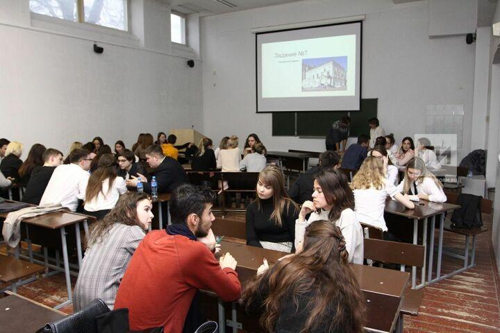 В КФУ определят сильнейших в знании правовых памятников студентов российских вузов