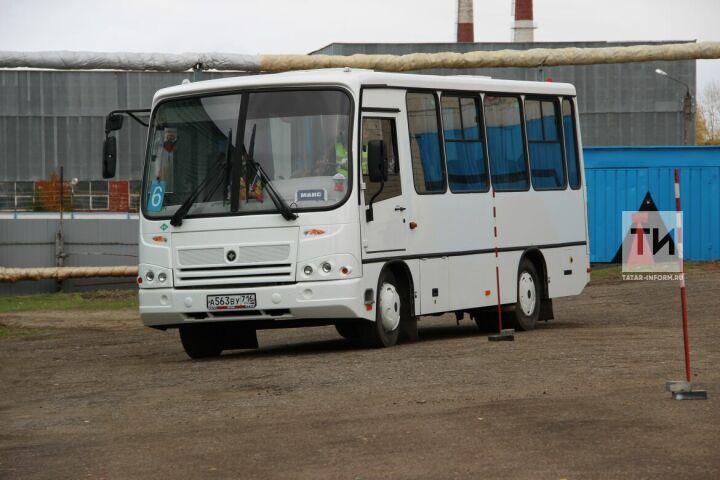 С1ноября вКазани завершают работу дачные автобусы
