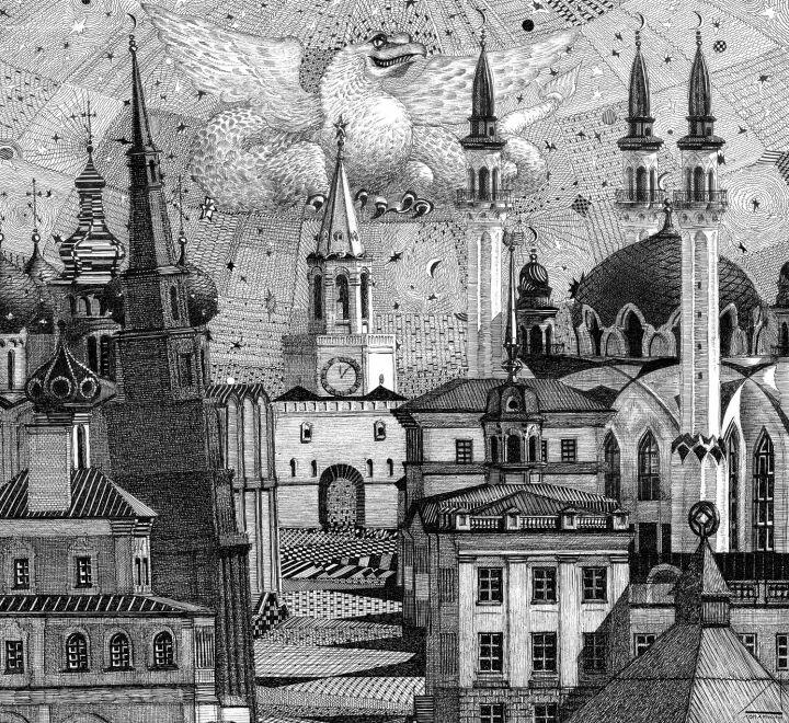 Межрегиональная выставка «Идель-Арт 2019» о переживаниях современности откроется в Казани