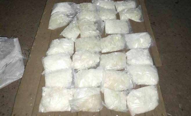 Более полутонны наркотиков изъяли полицейские с начала года в Татарстане